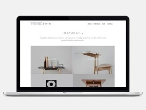 Treviso : Free Portfolio Bootstrap Template