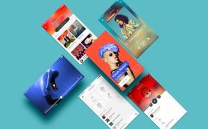 Multi App Screen Mockup PSD