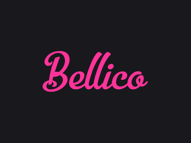 Bellico Free Typeface