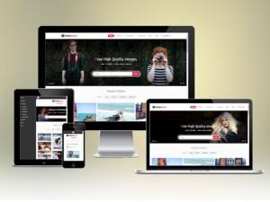 Photomania : Free Responsive WordPress Photography Theme