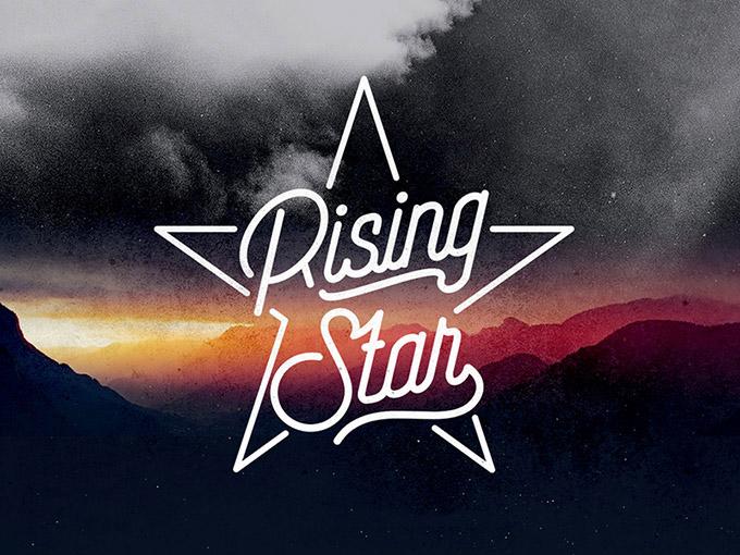 Rising Star Free Font