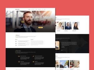 Advocatus : Free Law Website Template