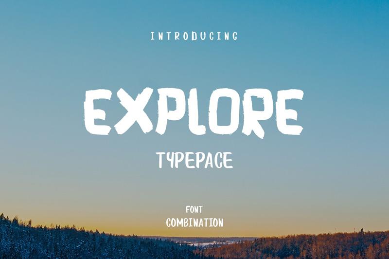 Explore Handmade Typepace