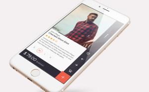 Product Screen App UI Design