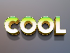 Cool-Free 3D Text Effects Style
