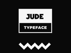 NS-Jude : Free Heavy Typeface