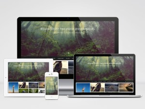 Free Responsive Photography Wordpress Theme