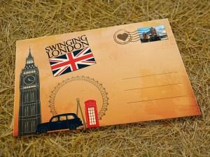 Free Postcard Mockup PSD Template