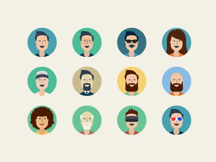 Free User Profile Icons