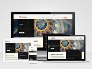 Faith : Free Church Wordpress Theme