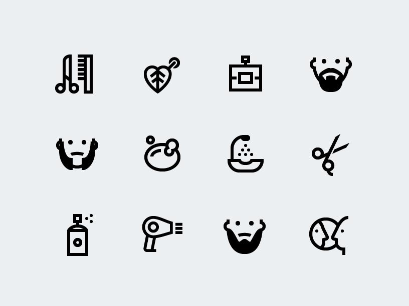 Free Salon Icons