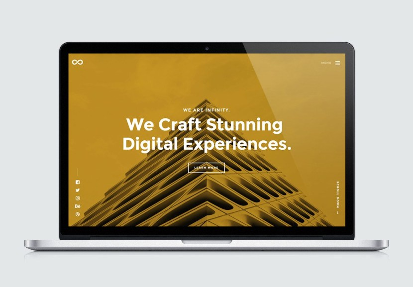 Infinity : Creative Agency HTML5 Template