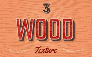 Free Wood Vector Texture