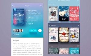 Book Store App UI