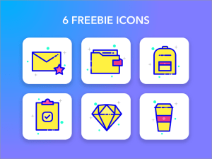 Freebie Sketch Icons