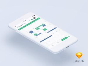 Calendar App UI Design
