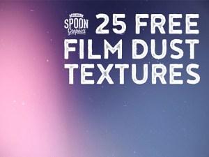 Free Film Dust Textures
