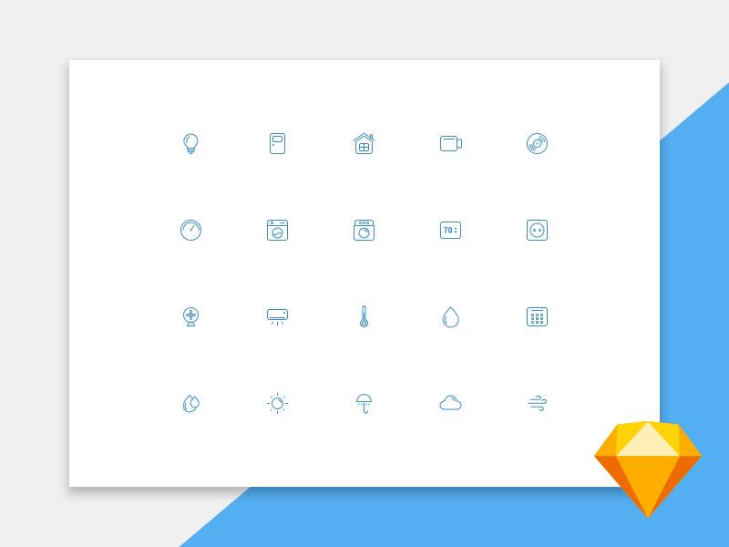 Free Handy UI Icons Set