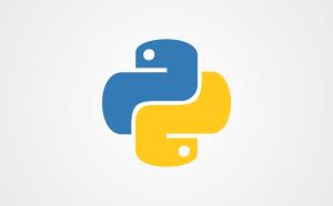 Python Logo Template