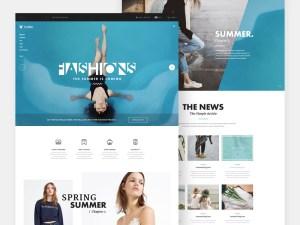 TheFox : Multi-Purpose PSD Website Template
