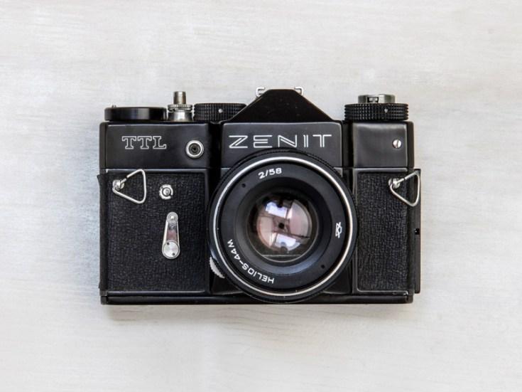 Free Vintage Camera Stock Photos