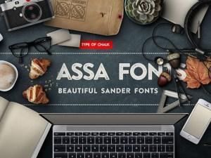 Assa Font
