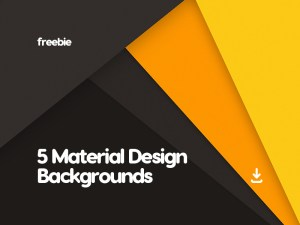 Free Abstract Material Design Backgrounds