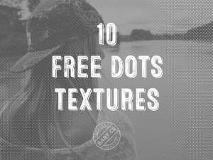 Free Halftone Dots Textures