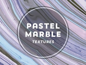 Free Pastel Marble Texture Set