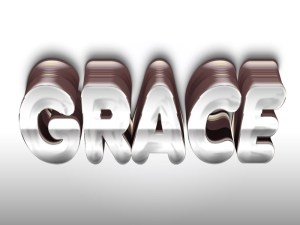 Grace 3D Text Effect PSD
