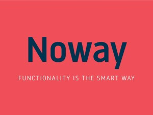 Noway Font