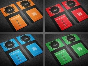 Free Impressive Business Card TemplateFree Impressive Business Card Template