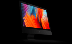 New iMac Pro Mockup PSD