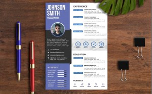 Free Videographer Resume Template