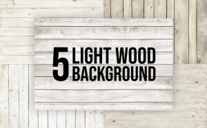 5 Free Light Wood Background