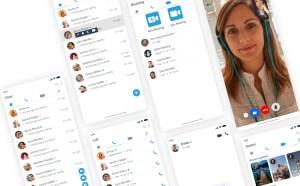 Free Calling App UI Template