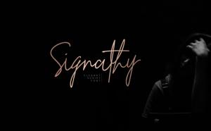 Signathy – Free Elegant Signature Font