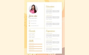 Free Communications Advisor Resume Template