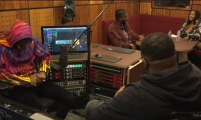 Wizkid tries his best to teach presenter Yoruba languagea