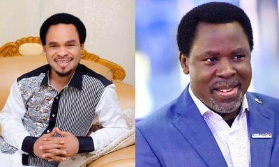Prophet Odumeje and TB Joshua