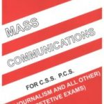 Download Free PDF Book Mass Communications Written by Wilbur Schramm Complete Book