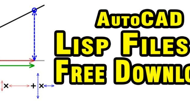 cad lisp library Archives - Free CAD Tips And Tricks
