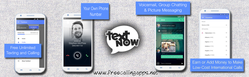 textnow app