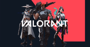 Valorant game logo