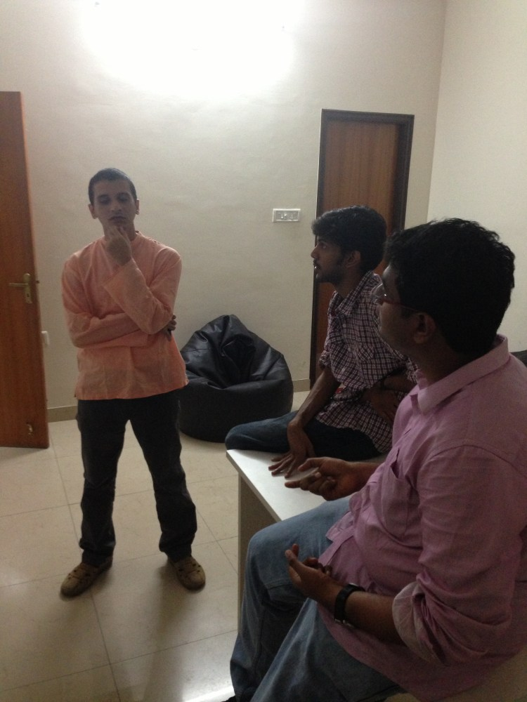 FreeCharge Bangalore Dev Debate