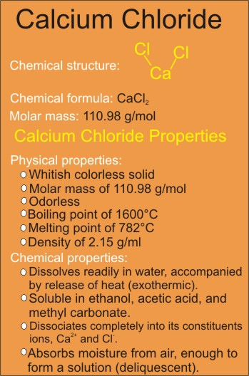 calcium chloride hazards