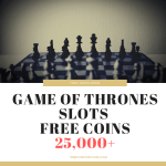 Game of Thrones Slots Free Coins September 2021 (25,000+)