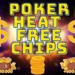 Poker Heat Free Chips September 2021- 100+ Free Links