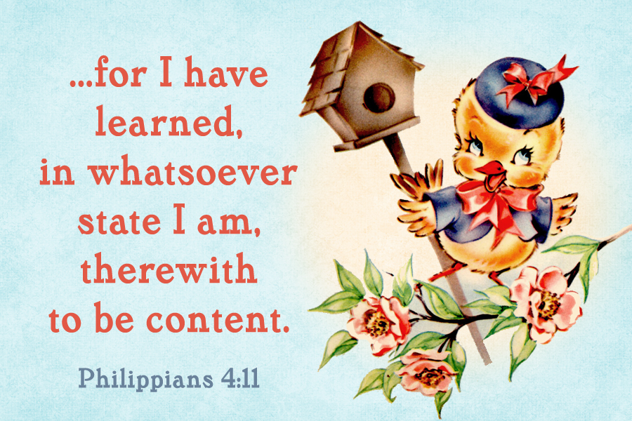 Content Free Christian Message Cards