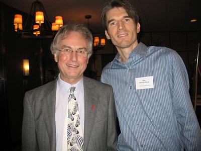 Me and Richard Dawkins
